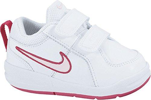 Nike Pico 4 (PSV), Baskets Fille, Blanc (White/Prism Pink-Spark 103), 34 EU