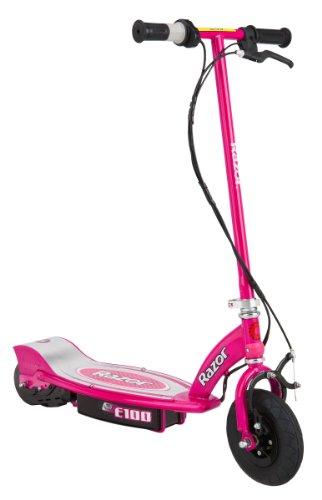 Razor - 13181161 - Vélo et Véhicule pour Enfant - Patinette Électrique E100 - Rose