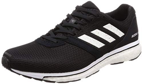 adidas Adizero Adios 4 M Chaussures de Running Homme, Noir FTWR White/Core Black, 43 1/3 EU