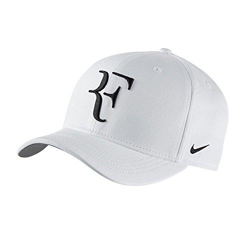 Nike Roger Federer U NK Arobill Clc99 - Casquette pour Homme, Couleur Blanc, Taille Unique