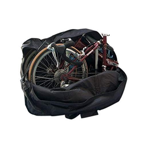 StillCool Housse Transport Velo VTT Sac Transport Velo Big Sacoche Velo (14-inch to 20-inch) pour Le Transport Aérien…