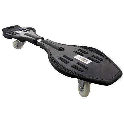 AIREL Waveboard | Waveboard 2 Roues | Palier ABEC | Waveboard Planche de Skate | Wabeboard Skate | Waveboard Skateboard | Planche a roulettes
