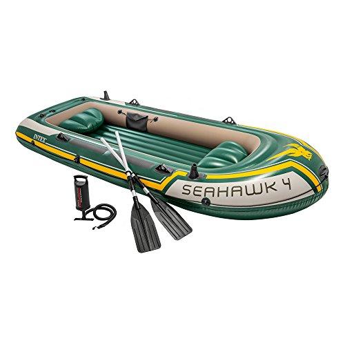 INTEX-68351-BATEAU GONFLABLE SEAHAWK-4