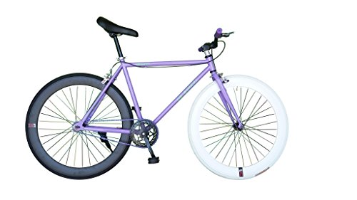 Helliot Bikes Urban Vélo Fixie Mixte Adulte, Violet