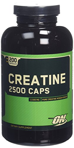 Optimum Nutrition Créatine 2500 200 Capsules