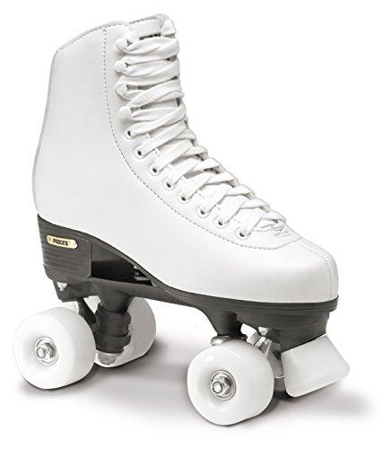 Roces Unisexe RC1Clas SIC Roller Roller Skates Patins à roulettes Artistic, blanc 39