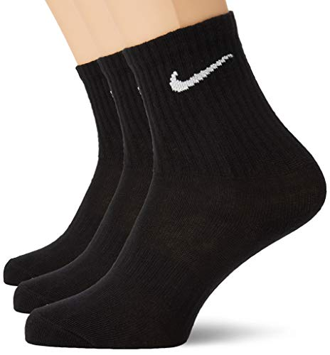 Nike Everyday Socks Homme - Multicolore - 34-38 (Taille Fabricant: S)
