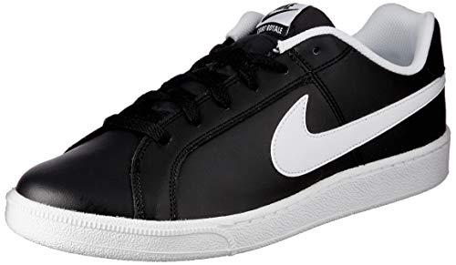 NIKE - Court Royale - Baskets - Homme - Noir (Black/White 010) - 39 EU