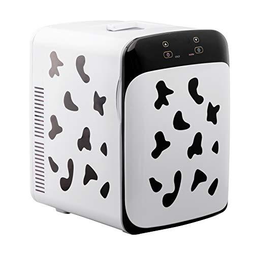 WOLTU KUE006 Glacière électrique Mini Réfrigérateur 15L Isotherme Chaud/Froid 12 / 220V Portable pour Voiture [Classe énergétique A ++]