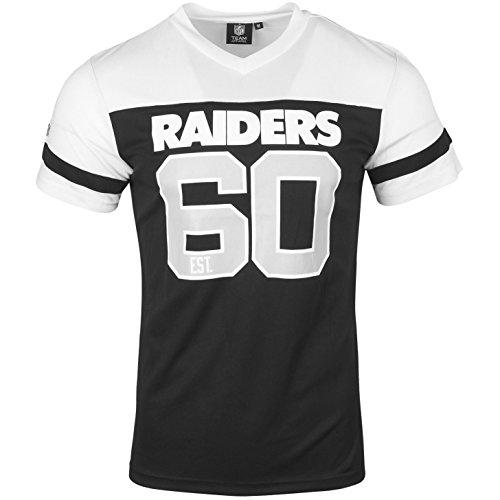Majestic NFL Poly-Mesh Jersey Shirt - Oakland Raiders