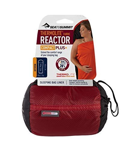 Drap de couchage Thermolite Reactor Compact + Sea to Summit