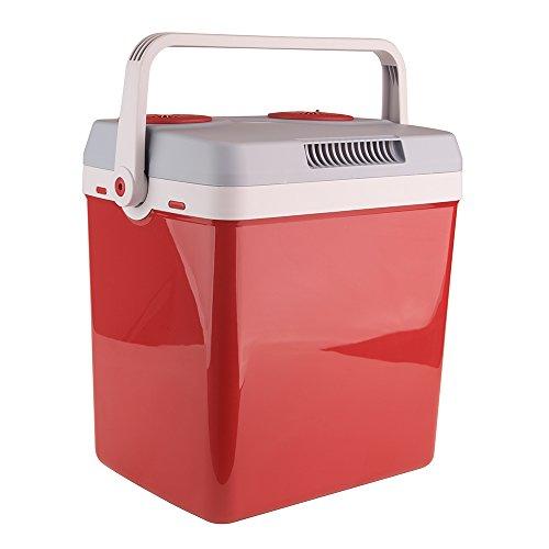 Auto Companion Glacière électrique portable chaud/froid 32 l 240 V CA & 12 V