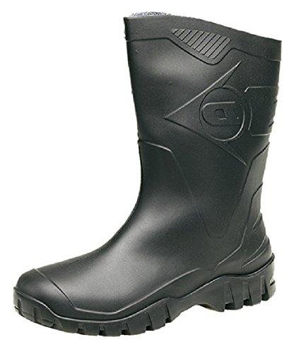 Dunlop Bottes d'eau pour Homme Noir 41 EU