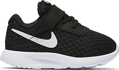 Nike Tanjun (TDV), Chaussures pour Nouveau-né bébé garçon, Multicolore (Black White 011), 26 EU