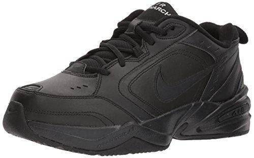 Nike Men's Air Monarch Iv Training Shoe, Chaussures de Fitness Homme, Noir Black 001, 45 EU