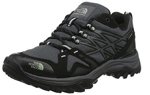 The North Face  M HEDGEHOG FASTPACK GTX (EU), Chaussures de trekking et randonnée homme - Noir - Schwarz (C4V-TNF BLACK/HIGH RISE GREY), 44