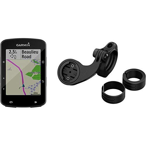 Garmin Edge 520 Plus 2.3 'Wireless Bicycle Computer Noir – Ordinateur pour vélo (5,84 cm (2.3), 200 x 265 Pixels, 35 x 47 mm, li-ION, 15 H, -20 – 55 °C)
