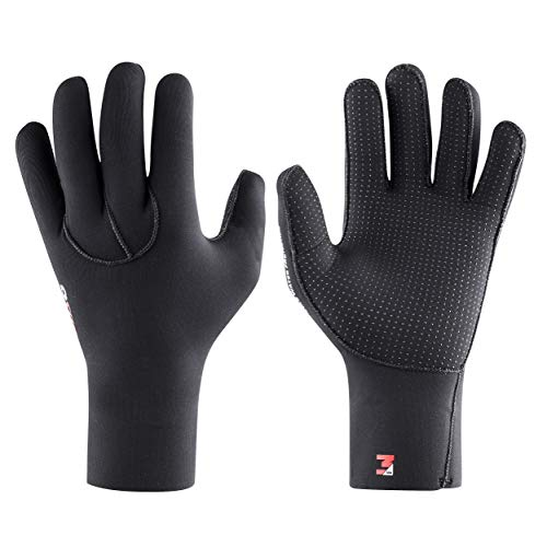 Osprey Adult 3mm Wetsuit Gloves - Stretch Neoprene Surf, Diving Gloves