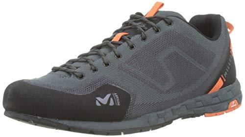 MILLET Amuri Knit M, Chaussures de Randonnée Basses Homme, Noir (Urban Chic 8786), 44 EU