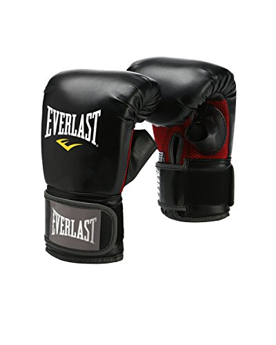 Everlast MMA7502 Gants d'entrainement Taille L/XL Noir