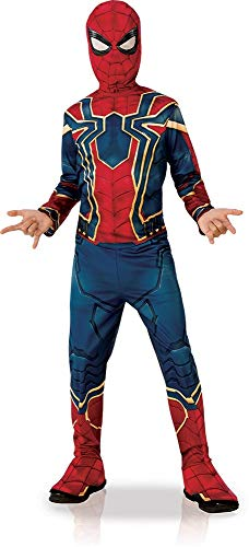 Rubie's-déguisement officiel - Iron Spiderman-Déguisement Officiel Iron Spider-Taille M- I-641052M