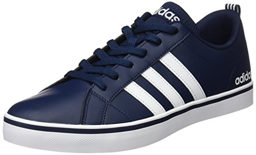 adidas Vs Pace, Chaussures de Fitness Homme, Bleu (Maruni/Ftwbla/Azul 000), 42 EU