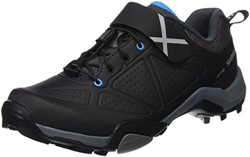 SHIMANO Shmt5og370sl00, Chaussures de Cyclisme sur Route Homme, Noir (Black), 37 EU