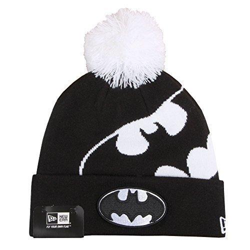 NEW ERA Bonnet bonnet D' HIVER Casquette Unisexe Oakland Raiders Yankees de New York Batman Superman Marvel etc. - Batman #Z5, one size