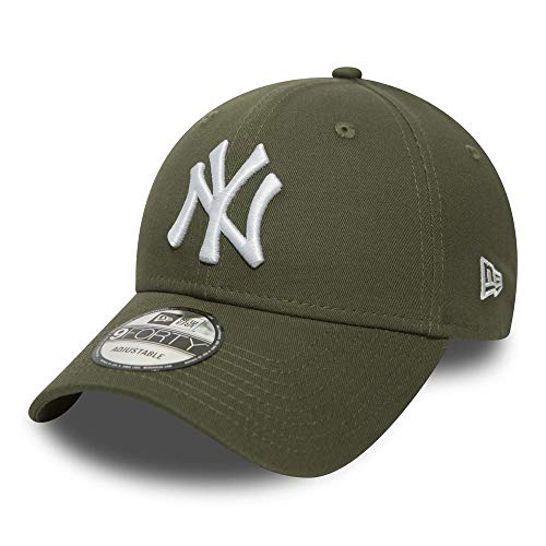 New Era 9Forty New York Yankees Casquette Homme, Vert, FR Fabricant : Taille Unique