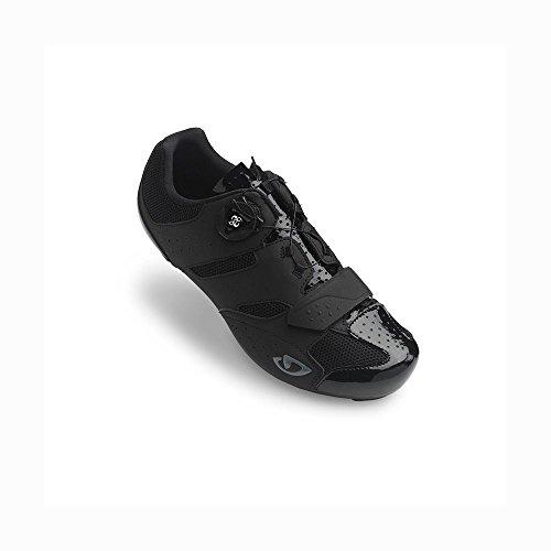 Giro Savix Road, Chaussures de Vélo de Route Homme, Multicolore (Black 000), 44.5 EU