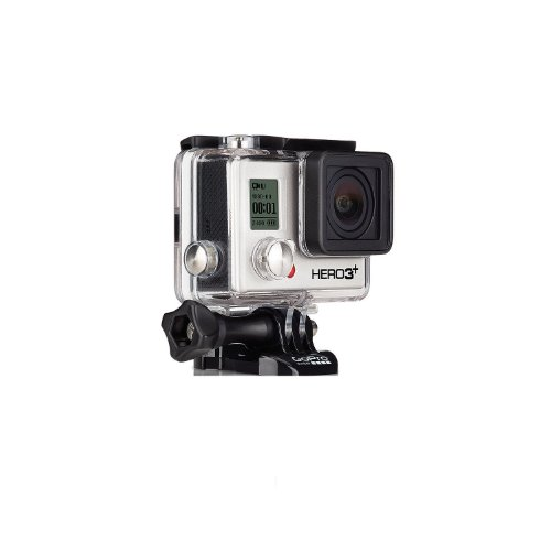 Gopro HERO 3+ Black Edition Camescopes Caméra de Sport 12 Mpix