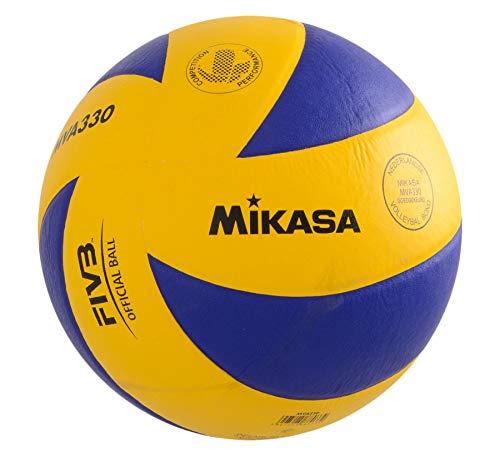 Mikasa MVA-330 Ballon de volley Bleu