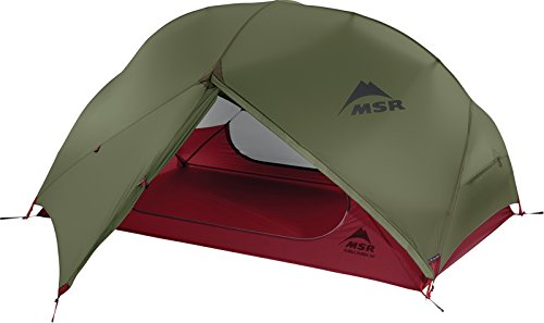 MSR HUBBA HUBBA NX 2 PERSON BACKPACKING TENT (GREEN)