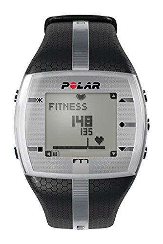 Polar FT7 Montre Cardio Noir/Argent