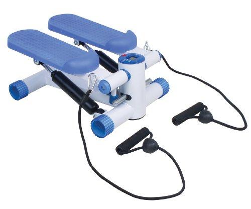 Aidapt Stepper avec Affichage à LED/Corde Élastique d'Entraînement Musculaire