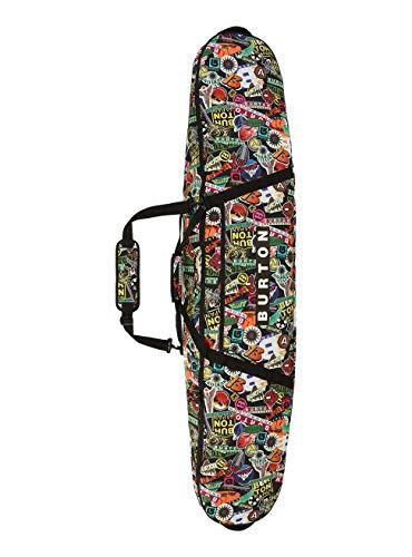 Burton Gig Bag Sacs à Planche Mixte Adulte, Stickers Print, FR Unique (Taille Fabricant : 146)