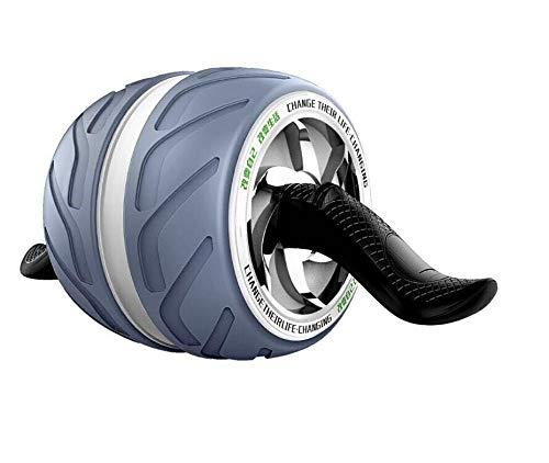 Olydmsky Roue Abdominale Santé Ventre Roue équipement de Remise en Forme Fitness Maison Rebond déroulant Pousser Ventre Roue