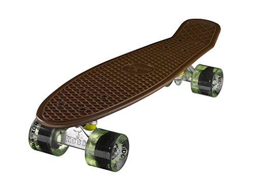 Mini Cruiser Skate 55cm 22' Skateboard Monopatin Ridge Skateboards Complet