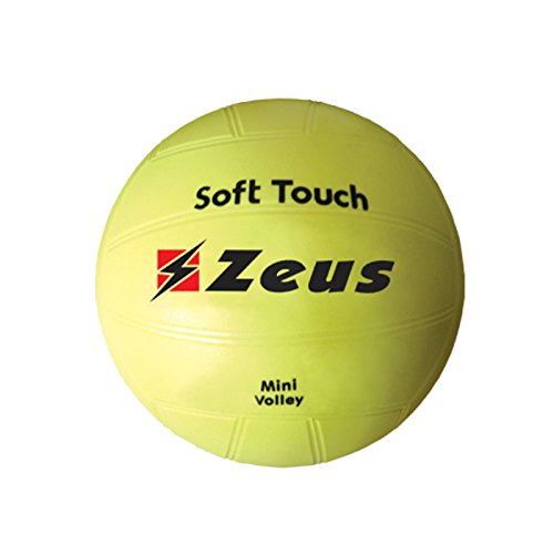 Zeus Minivolley Ballon de Volley-Ball AMARILLO FLUO 5