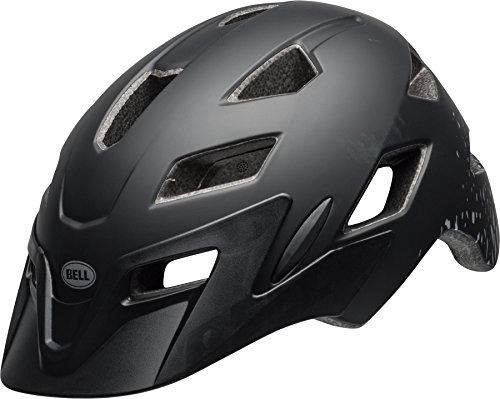 Bell Sidetrack - Casque de vélo Enfant - Noir 2019 Casque de VTT