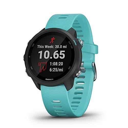 Garmin GPS Forerunner 245 Music Vert d'eau