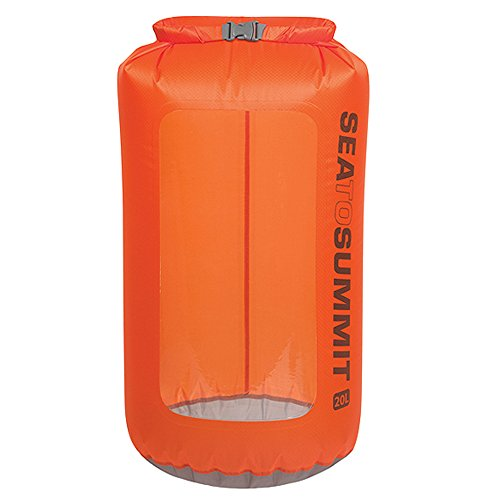 Sea to Summit Ultra Sil View Dry Sac Bleu Taille 20 Liters