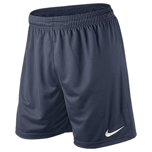 Nike Short de football Park Knit avec slip intégré pour homme Bleu Royal - medium