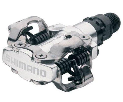 Shimano, EPDM520S, Pédales pour VTT, Argentées