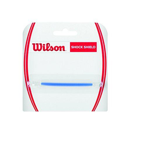 Wilson Anti-Vibrateurs pour Raquette, Shock Shield, Bleu, WRZ537900