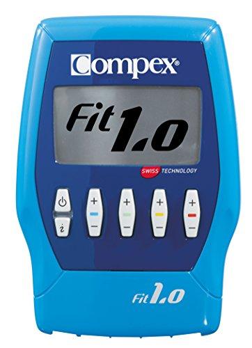 Compex Fit 1.0 Electrostimulateur Bleu
