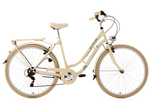 KS Cycling Casino Vélo de ville Beige 28'