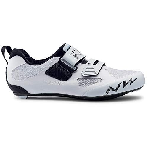 Northwave 2020 Tribute 2 Chaussures de vélo de Course Blanc, 42