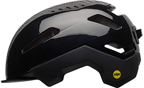 Bell Unisexe - Adulte Anniex MIPS Casque de vélo Mat/Gloss Black, L