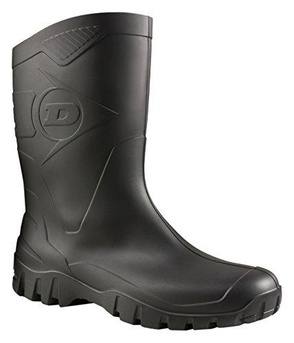 Dunlop Protective Footwear Dunlop Dee, Bottes & bottines de sécurité Mixte adulte, Noir (Black), 42 EU